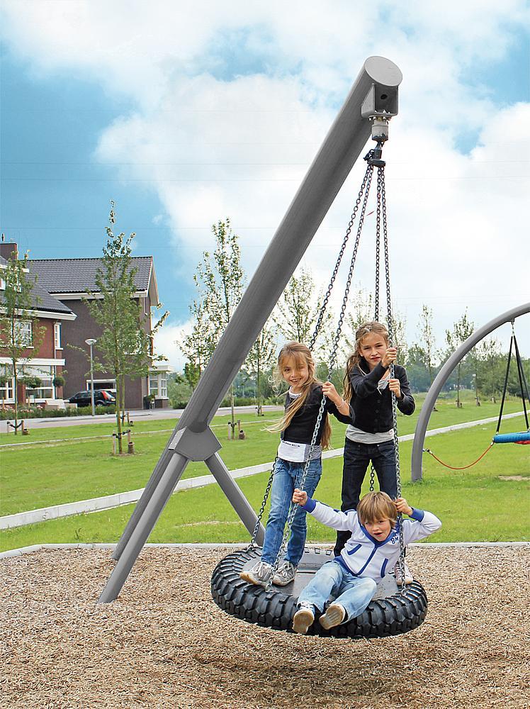 tarzan swing with seat