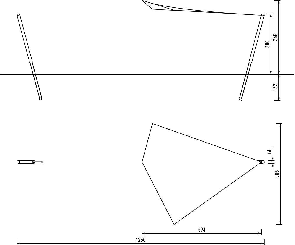 solar sail Ship
