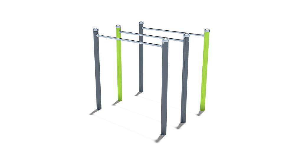 BodyWeightStation double horizontal bars II