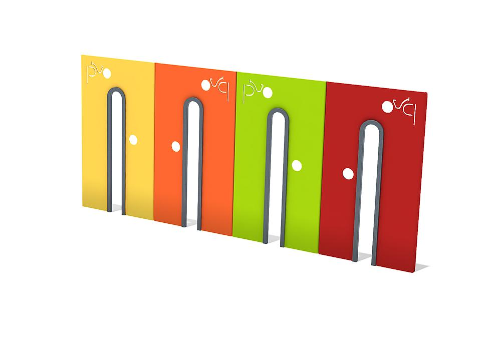 Bicycle stand Colour