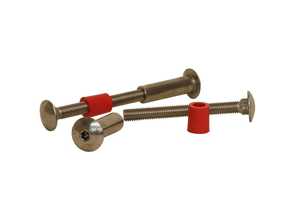 Mounting set for swing beam Ø 18 cm