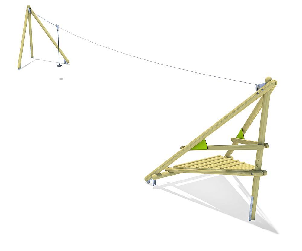 aerial cableway Sierra 20 m
