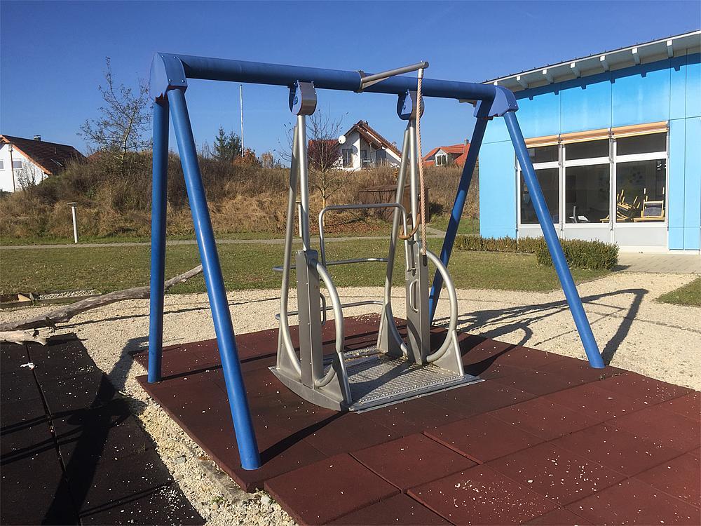 Integration swing