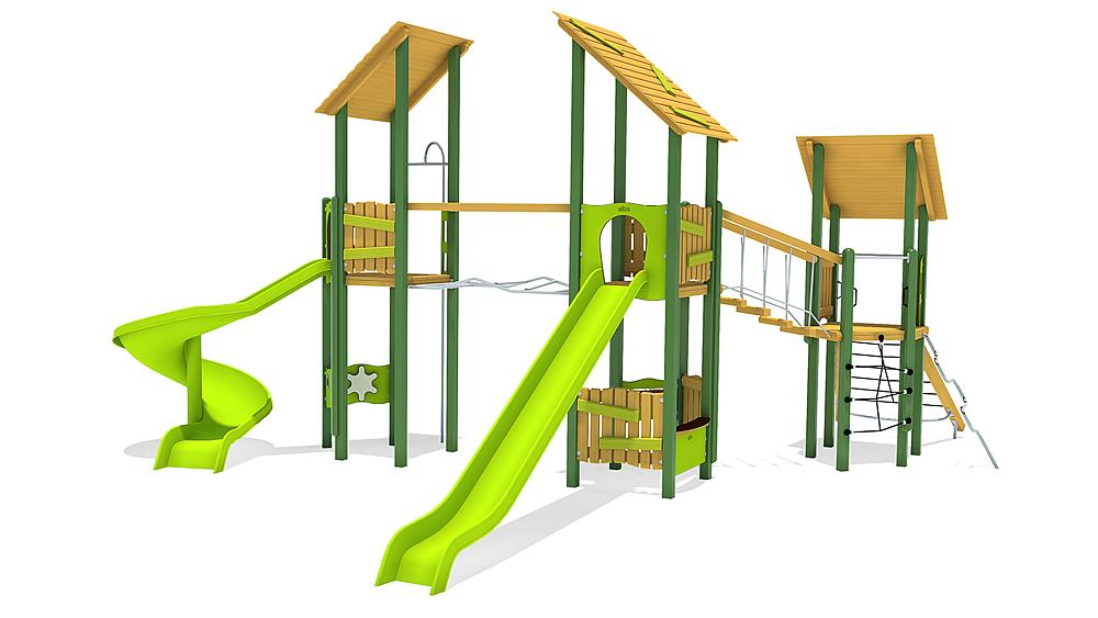 play unit Kibo, solo