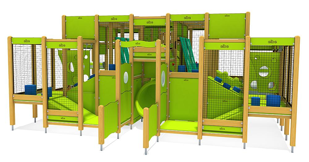 indoor play unit Maxi