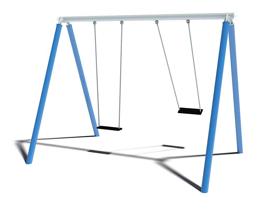 double swing Luna with 360° swing hinge