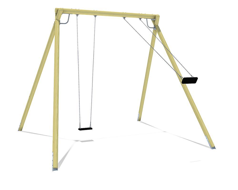 double swing Crane