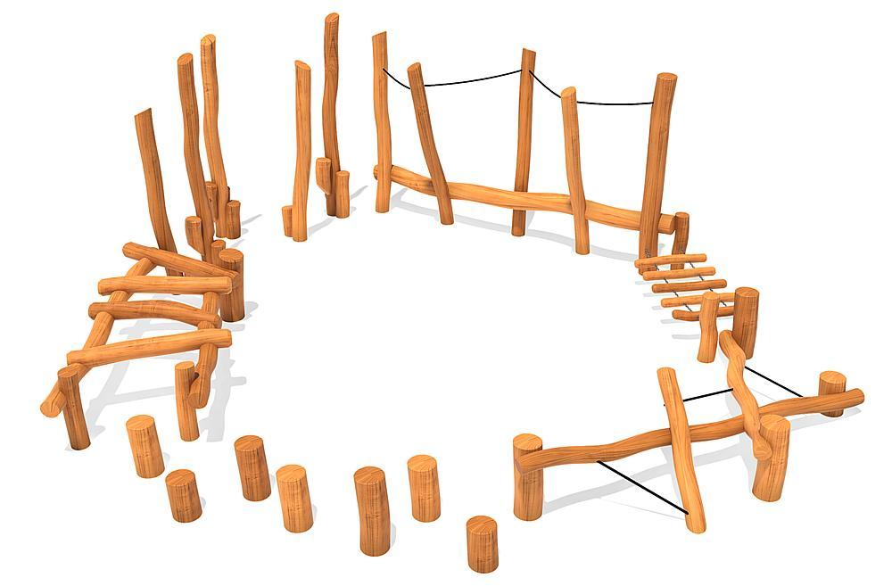 climbing structure Erin