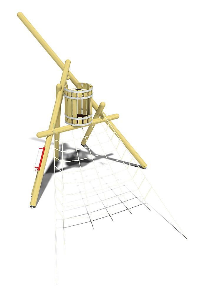 sand wreck Bounty Mast