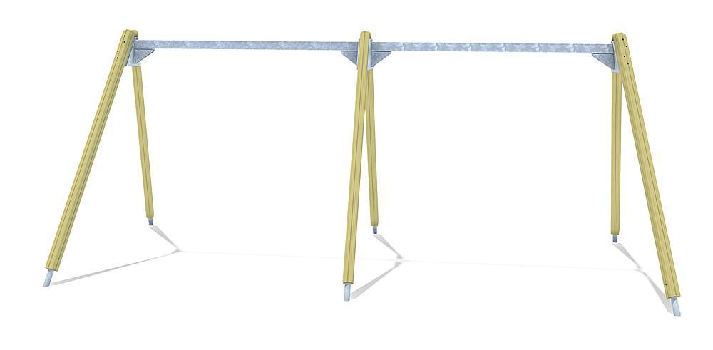 quadruple swing frame Kondor