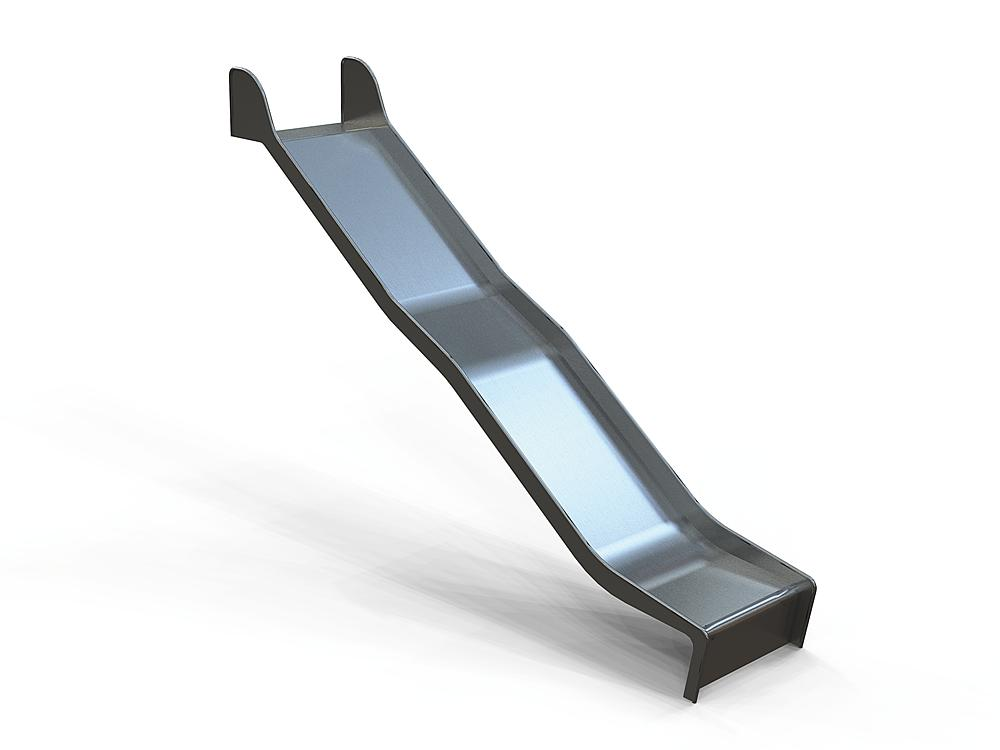 Wave slide broad, ph 250 cm