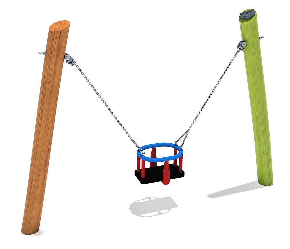 toddler swing with toddler seat