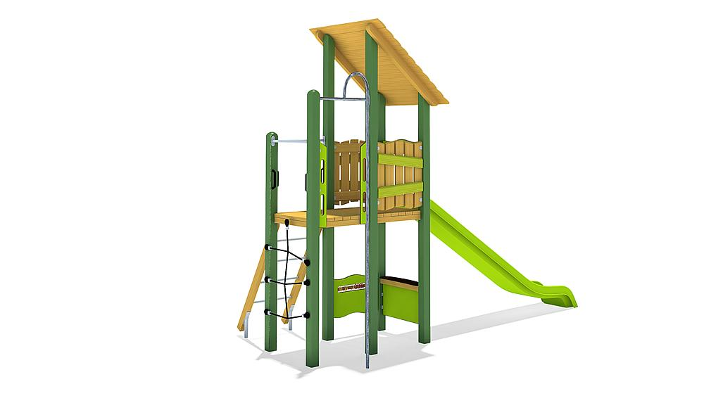 play unit Eiger, solo