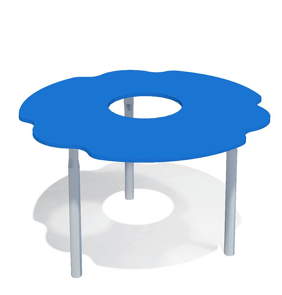 Sand play table Cloud