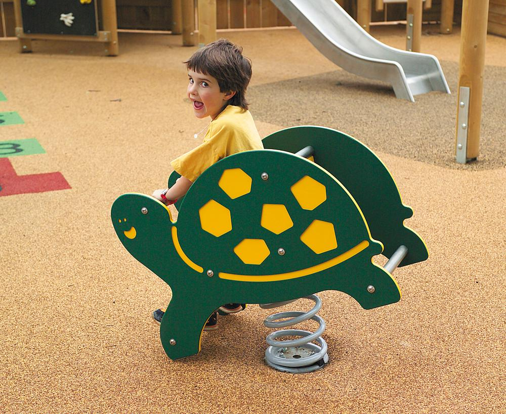 Spring rocker Turtle