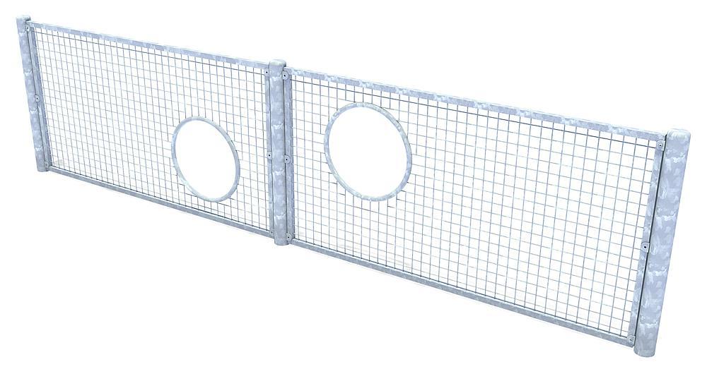 Football-tennis-wall