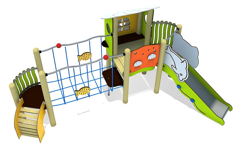 play unit Coral