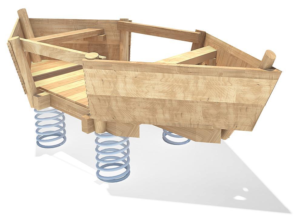 movement platform boat Tally