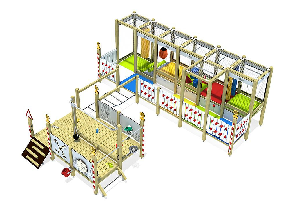 indoor play unit Construction Site