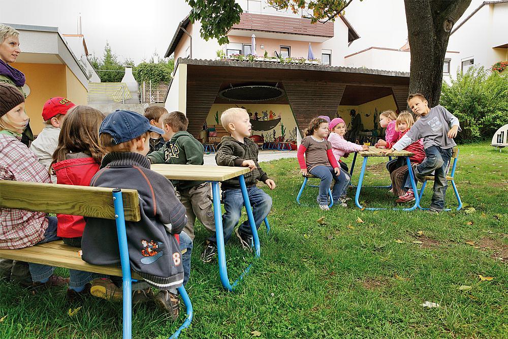 children's bench w/o back rest Sederli midi