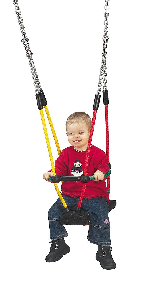Swing seat for toddlers single