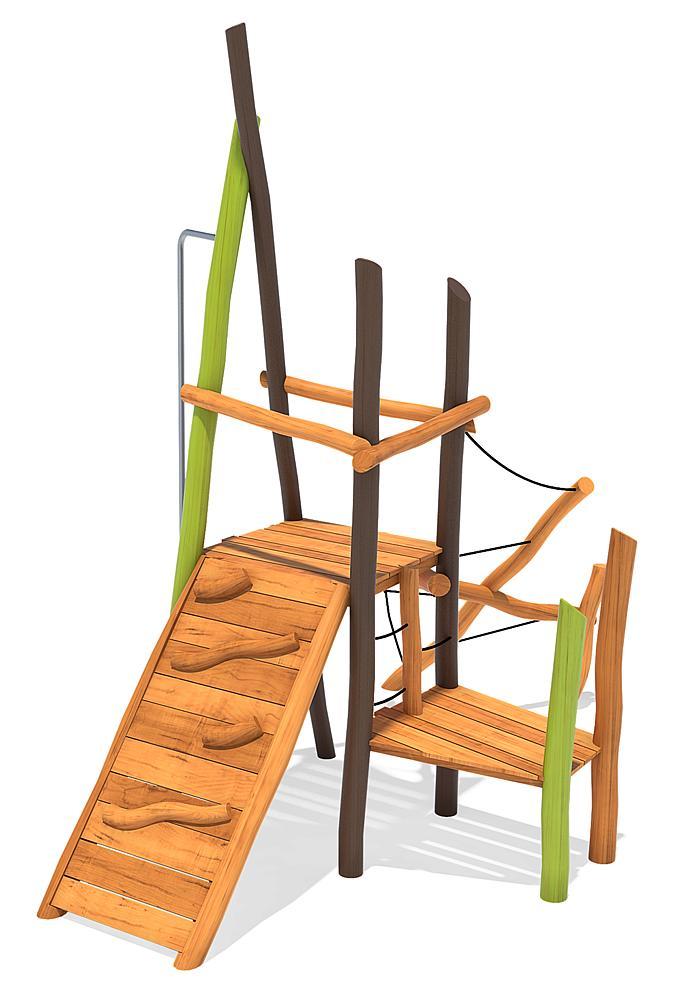 play unit Climbing Garden