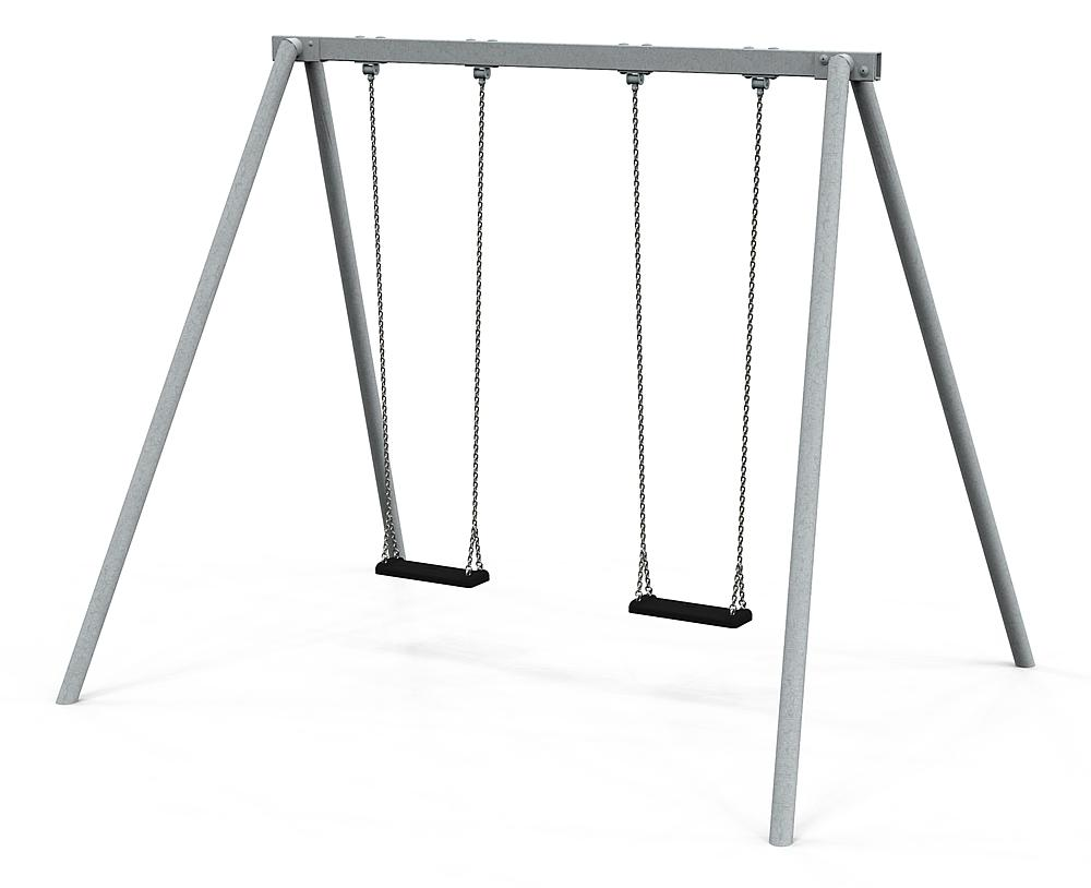 double swing with swing seats