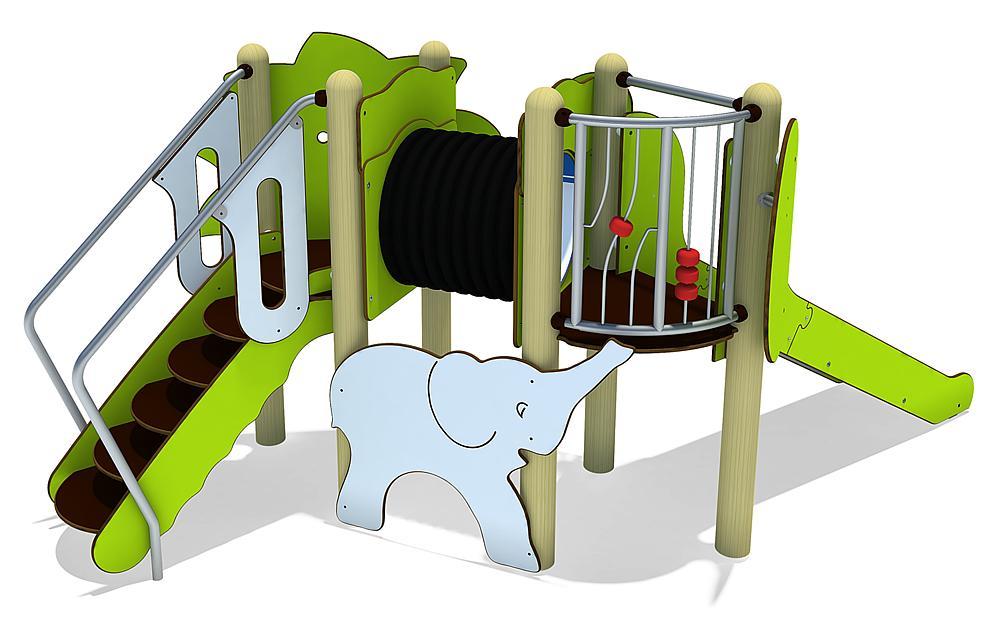 play unit Elephant Family