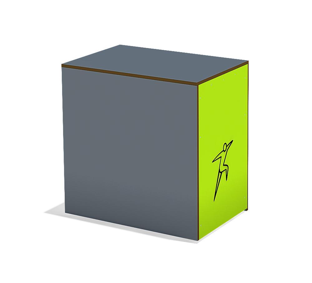 Calisthenics jumping box large
