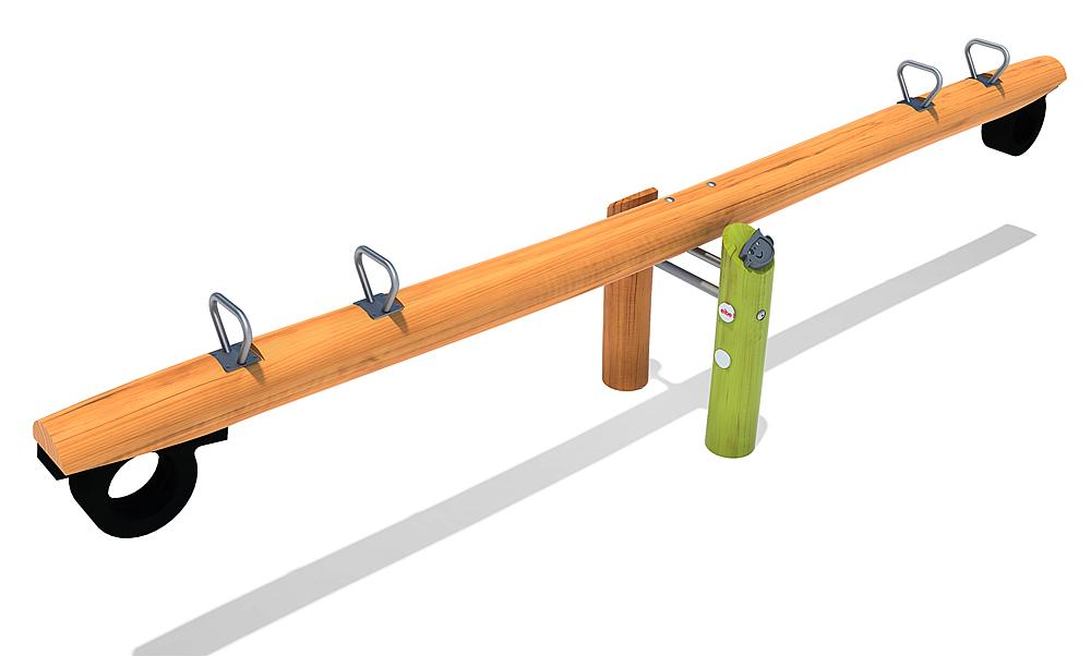 beam seesaw Golpio, four-seater