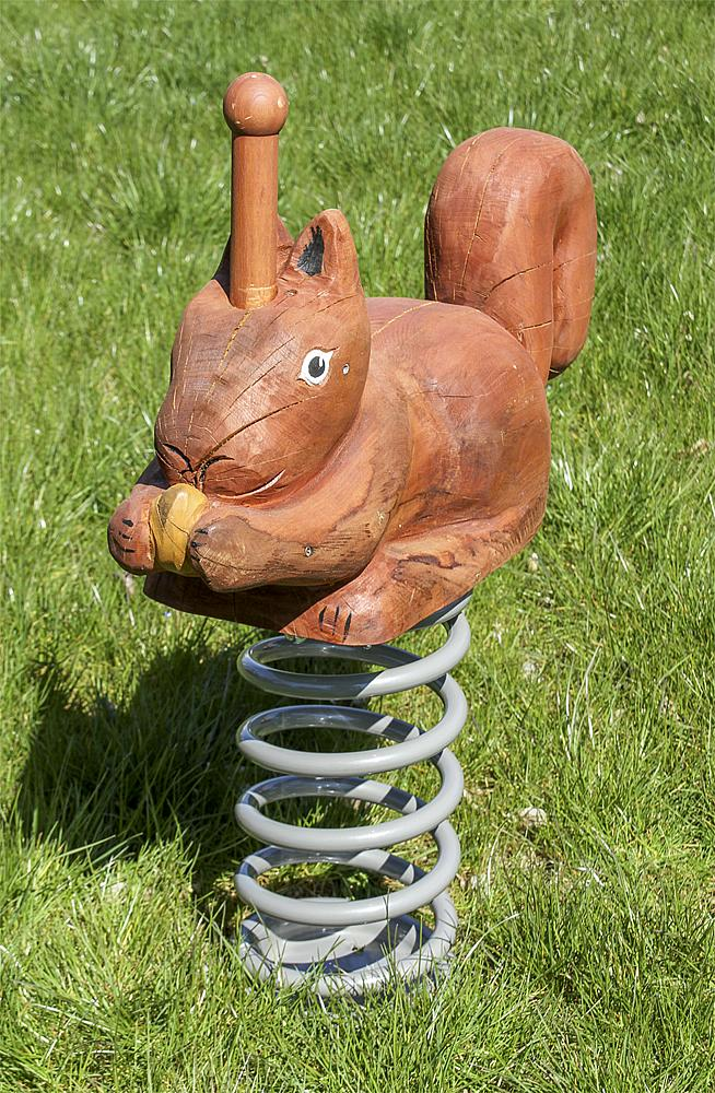 spring rocker Squirrel