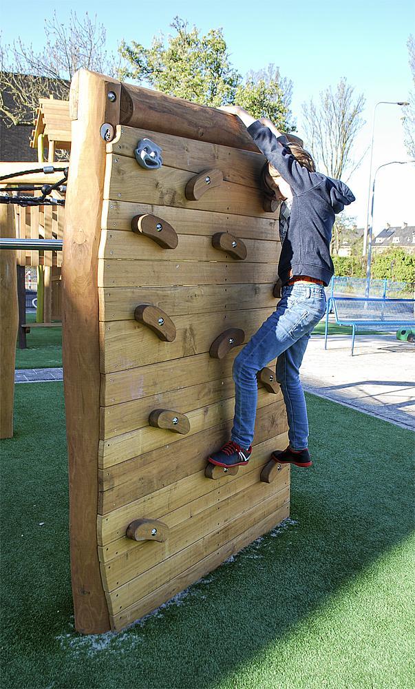 climbing hexagon Rikka