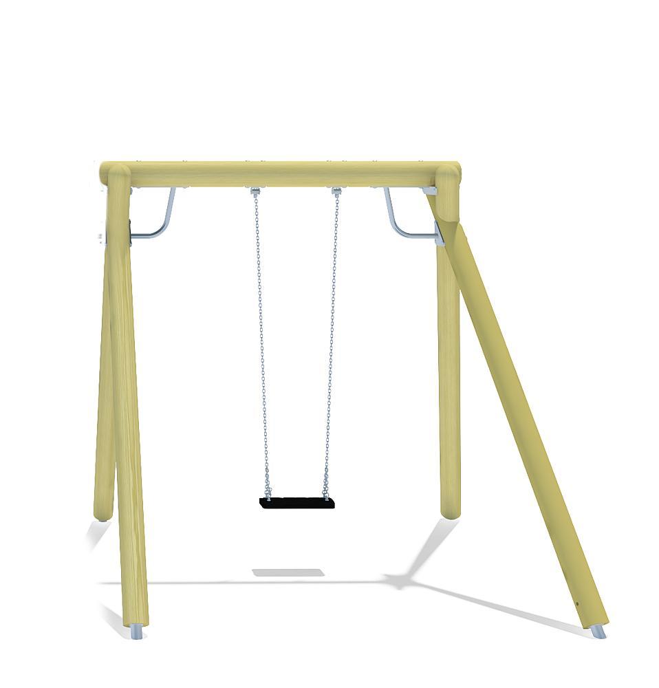 single swing frame Eagle