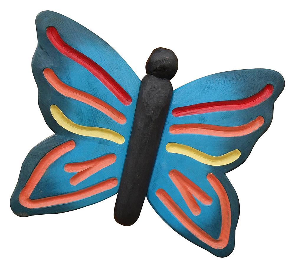 decoration figure butterfly Manu