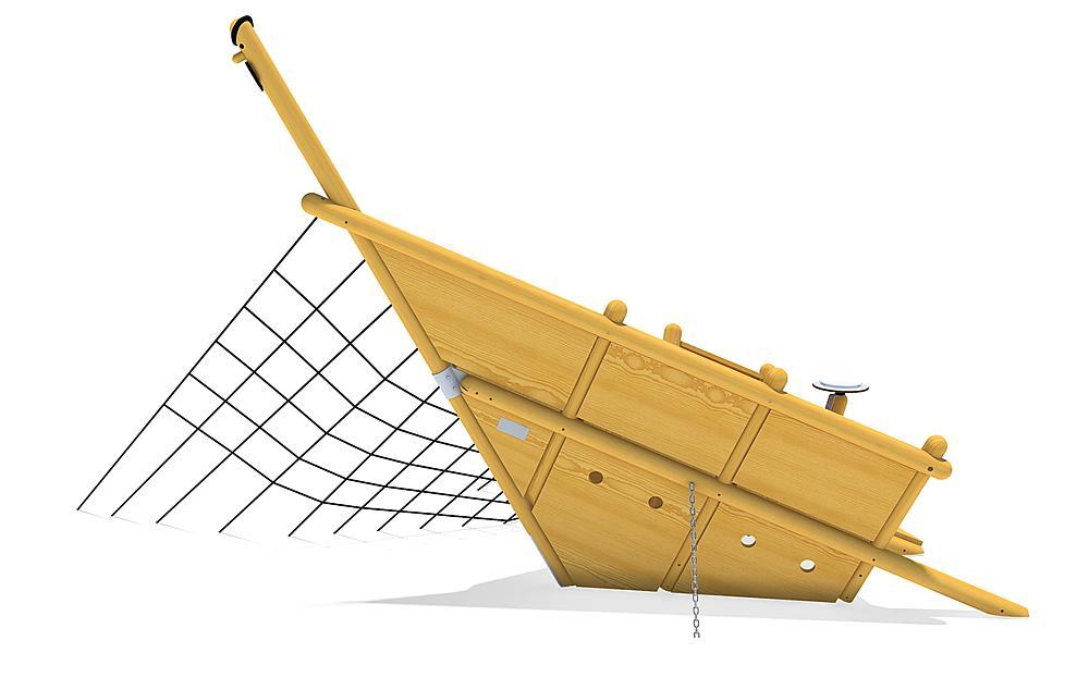 sand wreck Bounty Bow