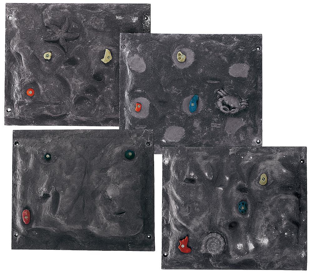 Climbing element board 4 pcs