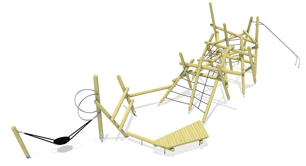 climbing structure Taro
