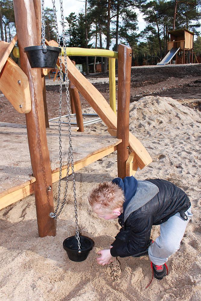 sand construction site Sandro