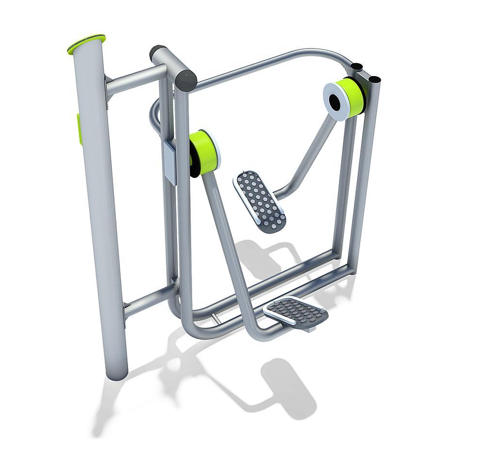 active-station leg trainer