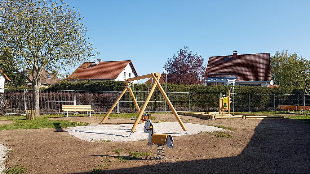 double swing Eagle without swing seats