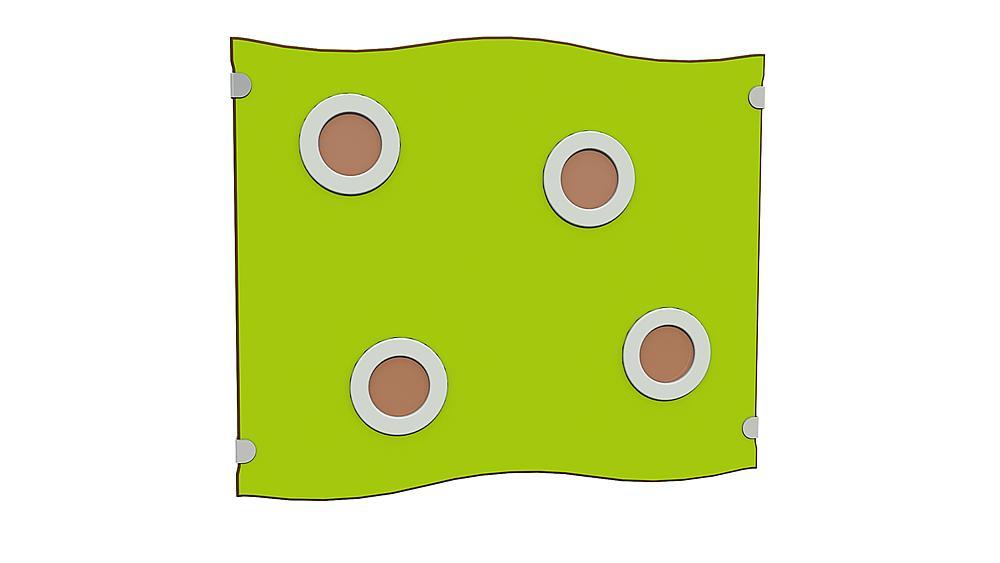 playing panel hole