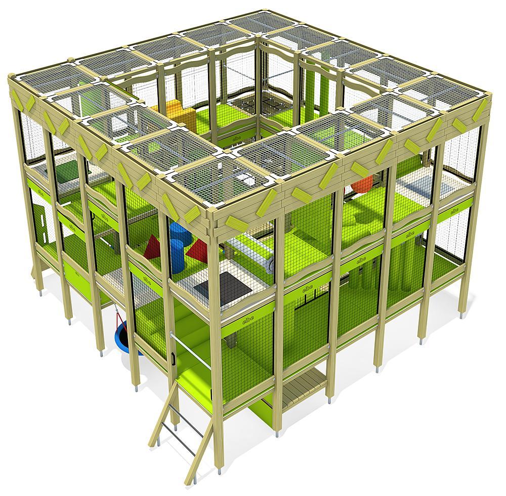 indoor play unit Midi