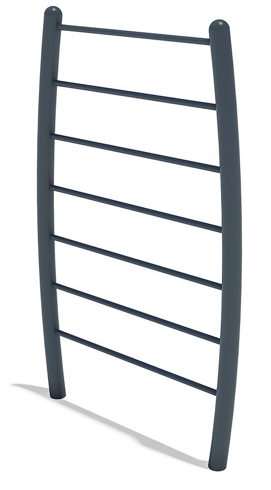 Calisthenics rung ladder