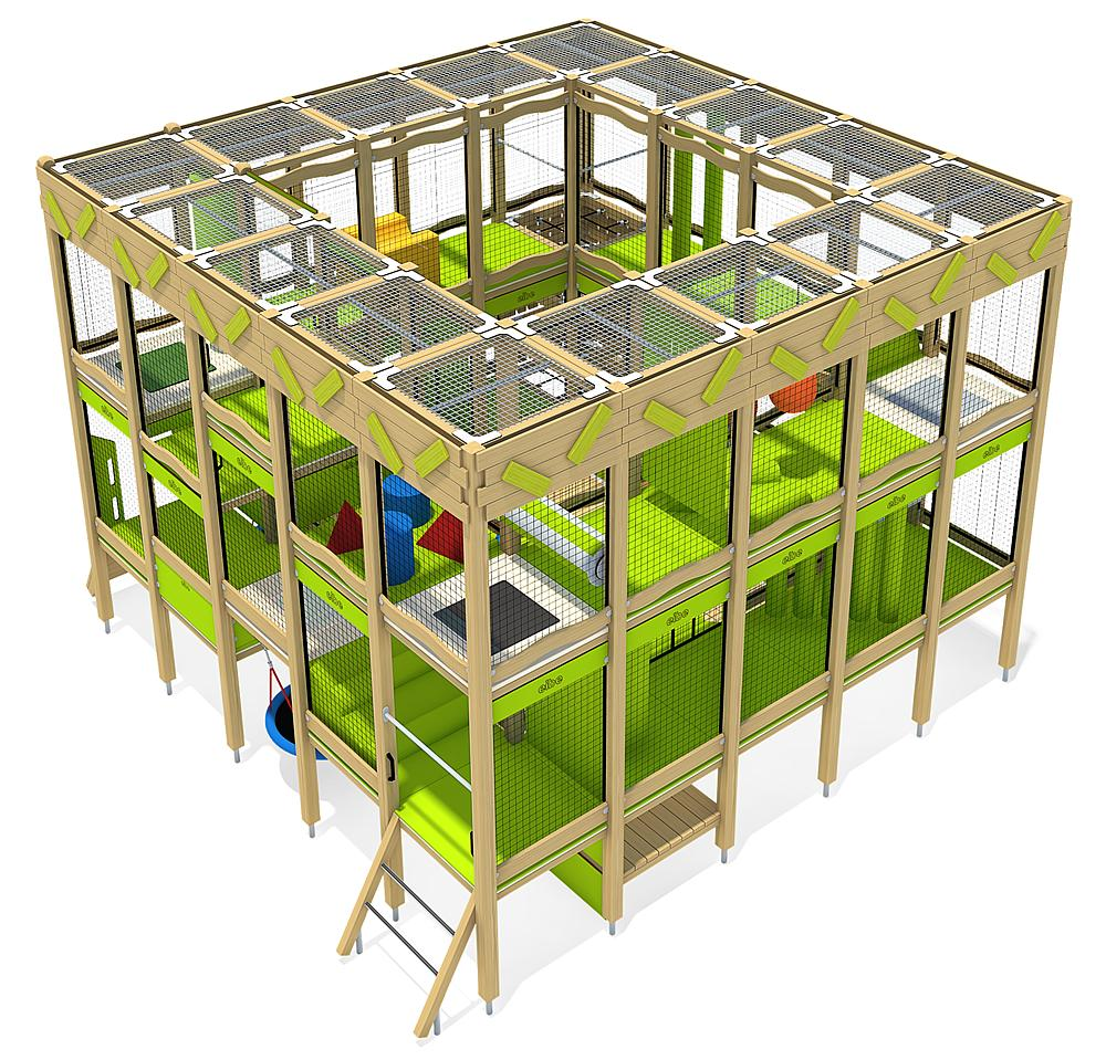 indoor play unit Midi