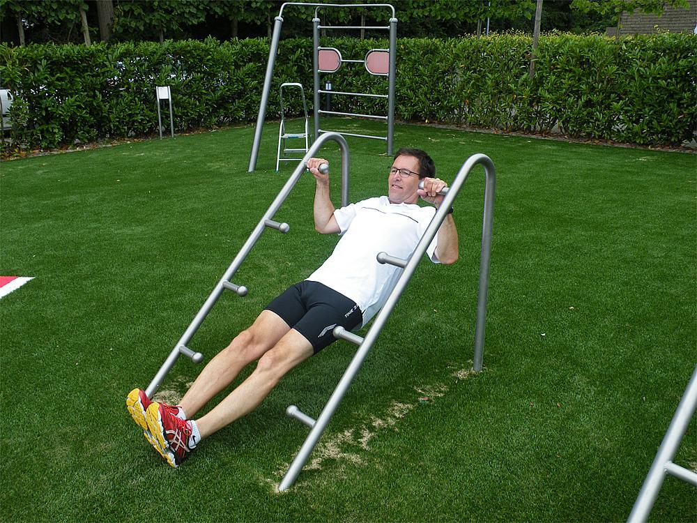 BodyWeightStation push-up
