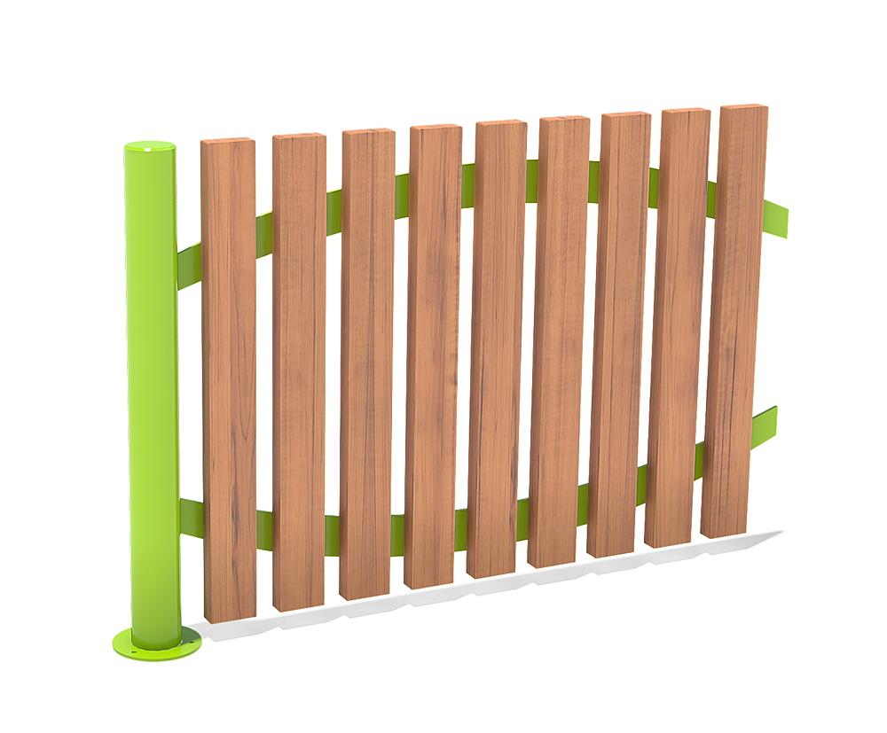 Pale fence