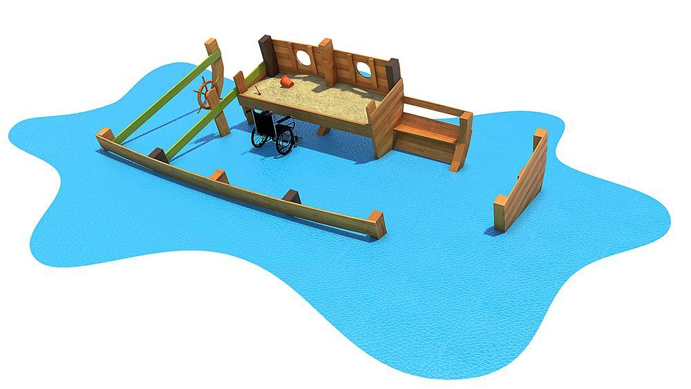 integrative play ship Ragnar