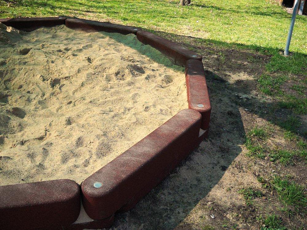Sandpit set Soft 10 elements