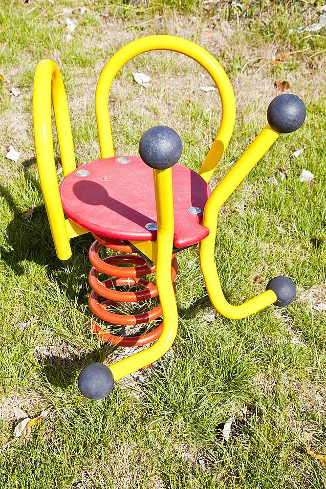 Little Beetle spring rocker