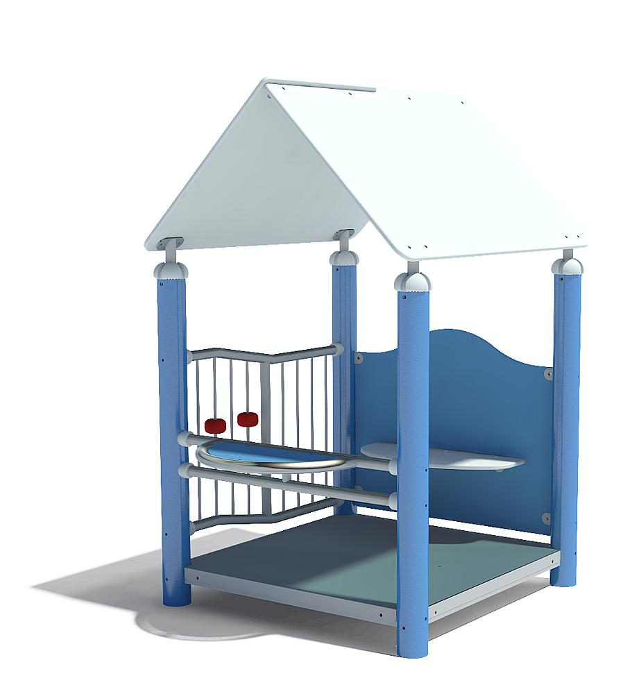 play house for nurseries M51
